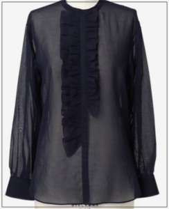 SUITS/スーツ2の鈴木保奈美の衣装[販売]ブラウスやピアスにバッグも